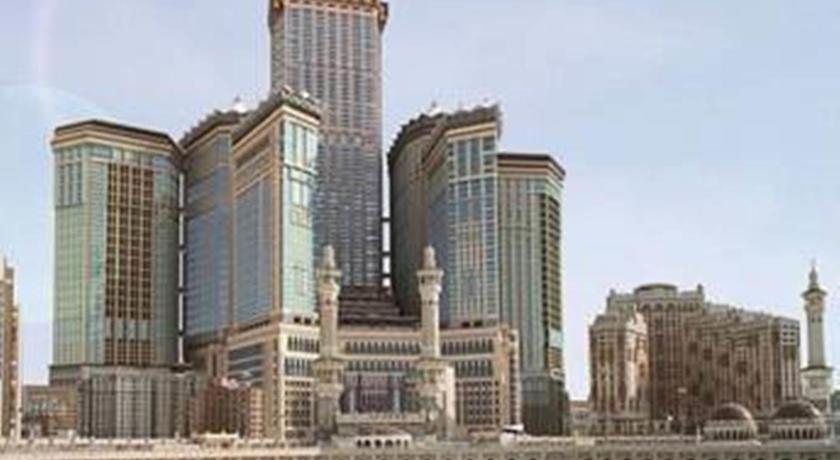 Umrah Banner: Movenpick Hajar Tower Makkah Hotel Best Deals For Hajj And