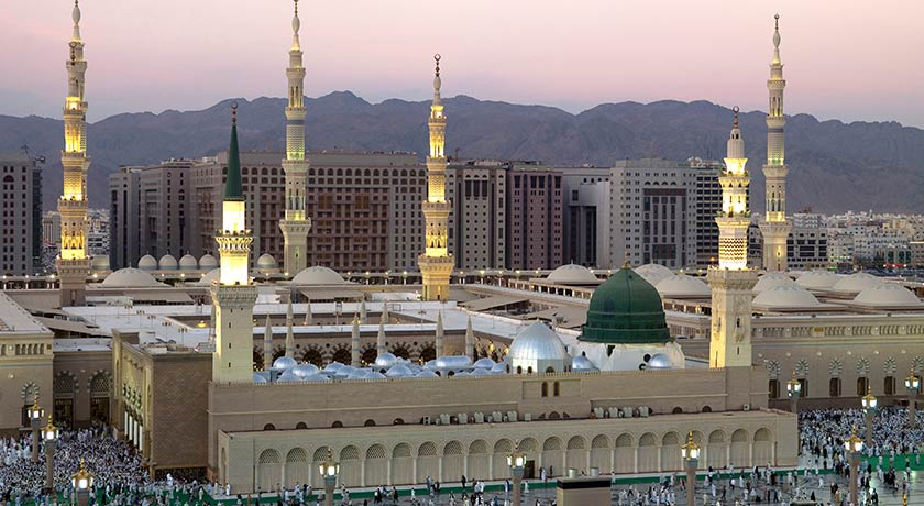 4 Star 10 Nights December Umrah Package