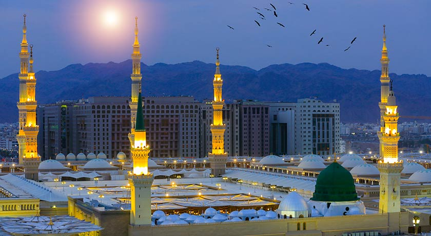 4 Star 14 Nights December Umrah Package