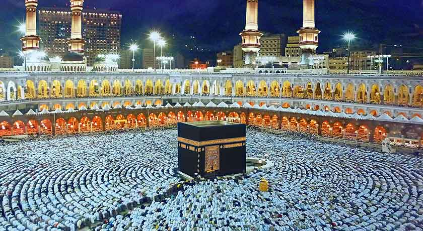 14 Nights 5 Star December Umrah Package