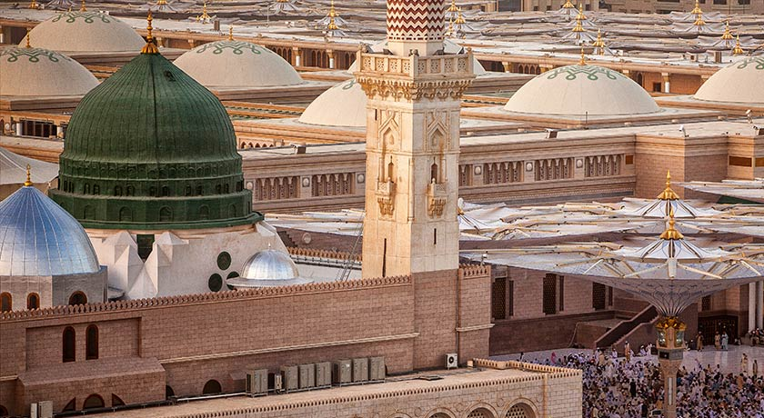 5 Star 10 Nights December Umrah Package